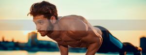 10 exercices de musculation à faire chez soi ou l'extérieur.